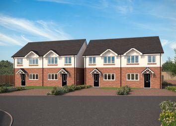 Bradley Street, Pensnett, Brierley Hill DY5. 3 bed semi-detached house for sale