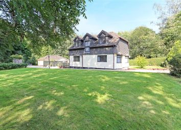 Thumbnail 4 bedroom detached house for sale in London Road, Liphook, Hampshire