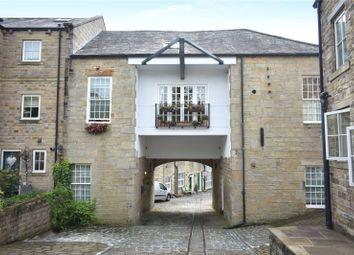 Thumbnail 2 bed terraced house for sale in Water Mill Court, Oakworth, Keighley, West Yorkshire