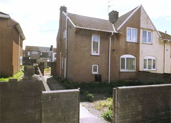 Thumbnail 3 bed semi-detached house for sale in Donnen Street, Margam, Port Talbot, West Glamorgan