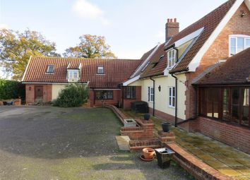 Thumbnail 4 bedroom detached house to rent in Marlesford Road, Campsea Ashe, Woodbridge
