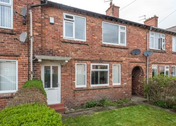 Thumbnail 4 bedroom terraced house for sale in Seventh Avenue, York