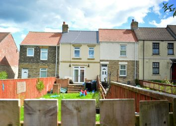 Thumbnail 3 bed terraced house for sale in York Street, Catchgate, Stanley