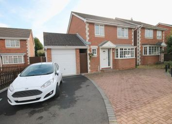 Thumbnail 4 bed detached house for sale in Crows Grove, Bradley Stoke, Bristol