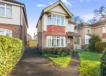 Thumbnail 3 bed detached house for sale in Peartree Avenue, Southampton