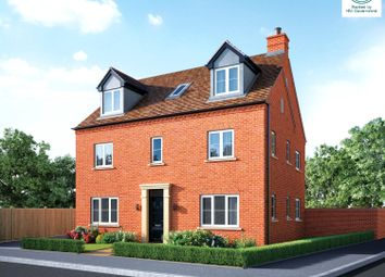 Thumbnail 5 bed detached house for sale in Crown Place, Cambridge Road, Fenstanton, Huntingdon