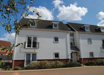 Thumbnail 1 bed flat to rent in Victory Court, Diss