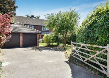 Thumbnail 4 bed detached house to rent in Droxford, Southampton, Hampshire