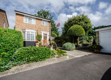 Thumbnail 3 bed detached house for sale in High Meadow, Southampton