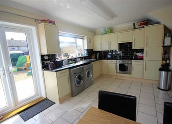 Thumbnail 3 bed terraced house for sale in Barbury Close, Moredon, Swindon