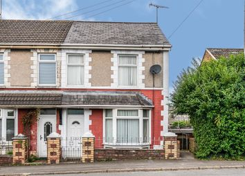 Thumbnail 3 bed semi-detached house for sale in Coity Road, Bridgend