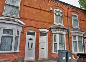 Thumbnail 2 bedroom terraced house for sale in Madeley Road, Sparkbrook, Birmingham