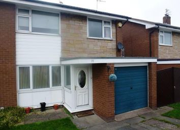 Thumbnail 3 bed semi-detached house for sale in Bastion Gardens, Prestatyn, Denbighshire