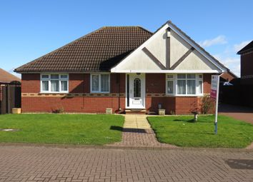 Thumbnail 3 bed detached bungalow for sale in South Rise, Skidby, Cottingham