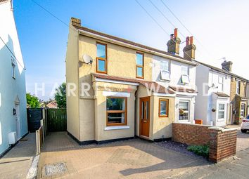 London Road, Stanway, Colchester CO3. 2 bed semi-detached house