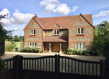 Thumbnail 5 bed country house for sale in Lockeridge, Marlborough