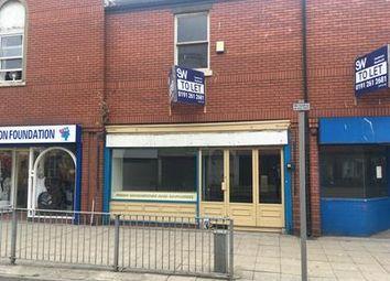 Thumbnail Retail premises to let in Unit 19 Denmark Centre, South Shields, Tyne & Wear