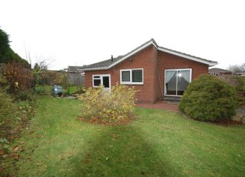 Thumbnail 2 bed detached bungalow for sale in Constable Close, Ryton