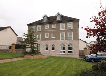 Thumbnail 2 bedroom flat for sale in River Hill Road, Newtownards