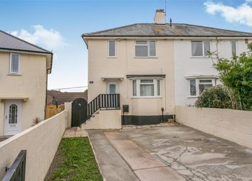 Thumbnail 3 bedroom semi-detached house for sale in Grassendale Avenue, North Prospect, Plymouth