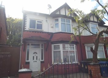 Thumbnail 3 bed semi-detached house to rent in 44, Albert Avenue, Prestwich