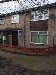 Thumbnail 3 bedroom terraced house to rent in Forsythia Gardens, Lenton