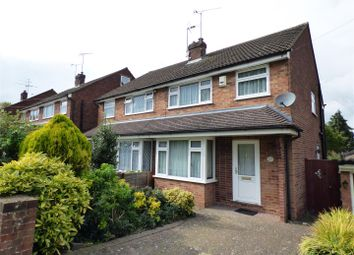 Thumbnail 3 bedroom semi-detached house to rent in Halfmoon Lane, Dunstable