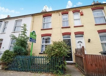 Thumbnail 4 bed terraced house to rent in St. Leonards Street, Bedford