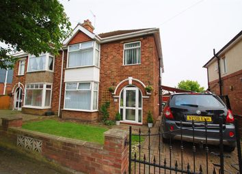 Thumbnail 4 bed semi-detached house for sale in Beresford Avenue, Skegness