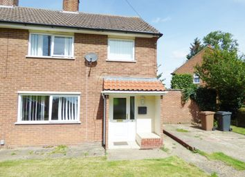 Thumbnail 3 bed semi-detached house to rent in Wallers Grove, Ipswich