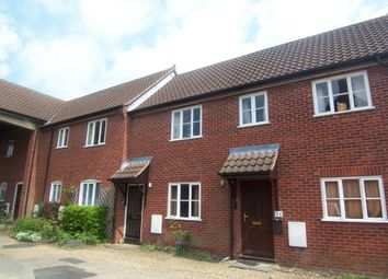 Thumbnail 1 bedroom flat to rent in Canns Yard, Brewery Lane, Wymondham, Norfolk