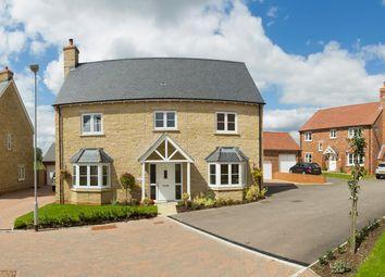 Thumbnail 5 bedroom detached house for sale in Mill Lane, Westbury, Brackley