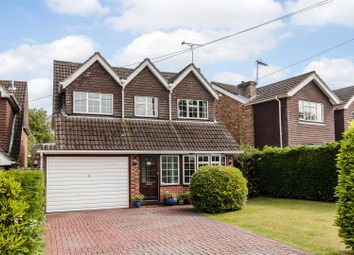Thumbnail 4 bed detached house for sale in Birch Lane, Stock, Ingatestone