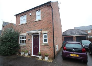 Thumbnail 3 bed detached house for sale in Cuckoo Way, Fairford Leys, Aylesbury