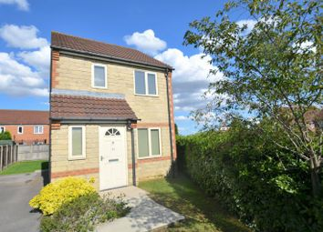 Thumbnail 3 bed detached house for sale in Nutwell Court, Scunthorpe