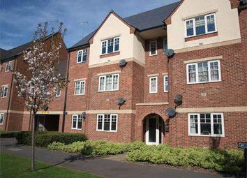 Thumbnail 2 bed flat to rent in Caroline Court, Burton-On-Trent, Staffordshire