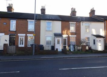 Thumbnail 2 bedroom terraced house to rent in Spring Road, Ipswich, Suffolk
