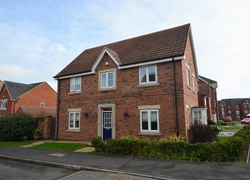 Thumbnail 4 bedroom detached house for sale in Magdalene Drive, Mickleover, Derby