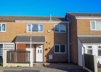 Thumbnail 3 bed terraced house for sale in Mappleton Drive, Mansfield