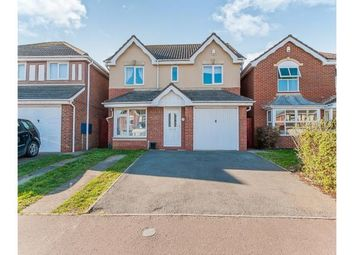 4 bed detached house for sale in Peckover Close, Park Farm, Peterbrough, Cambridgeshire PE2
