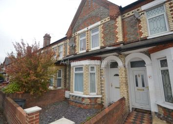 Thumbnail 4 bed terraced house to rent in Liverpool Road, Reading