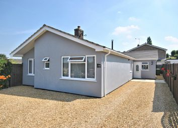 Thumbnail 3 bed detached bungalow for sale in Greenacre Close, South Wootton, King's Lynn