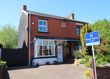 Thumbnail 3 bedroom semi-detached house for sale in Moorfield Road, Widnes