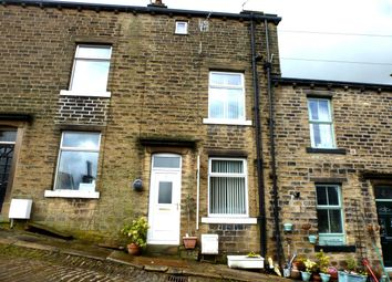Thumbnail 1 bed terraced house to rent in Gordon Street, Sowerby Bridge