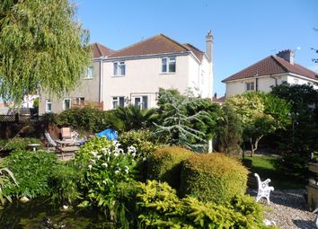 Thumbnail 3 bed semi-detached house for sale in Osborne Road, Weston-Super-Mare