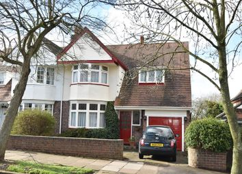 Thumbnail 3 bed semi-detached house for sale in Petersfield Road, Hall Green, Birmingham