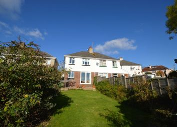 Thumbnail 3 bed semi-detached house for sale in Netley Road, Newton Abbot