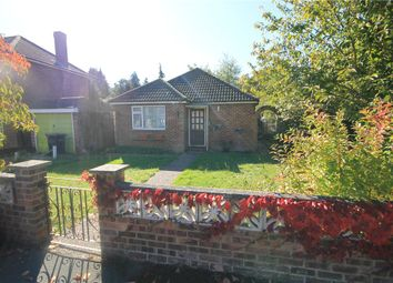 Thumbnail 3 bed detached bungalow for sale in Oakley Close, Addlestone, Surrey