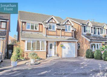 Thumbnail 4 bed detached house for sale in Heron Drive, Stanstead Abbotts, Ware
