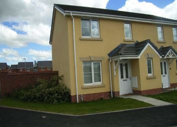 Thumbnail 3 bed semi-detached house to rent in Parc Hafod, Four Crosses, Llanymynech